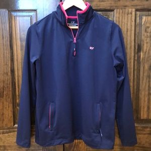 Vineyard Vines Performance 1/4 Zip